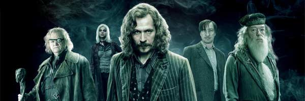 Welcome to Harry Potter Quiz - The Order of the Phoenix