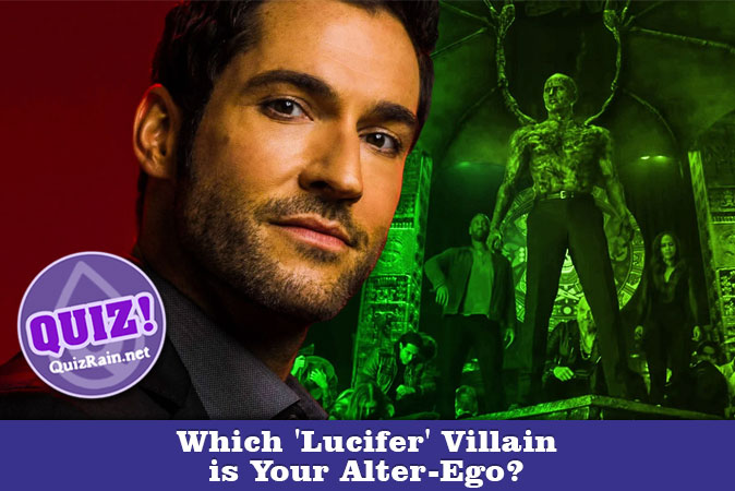 Welcome to Quiz: Which 'Lucifer' Villain is Your Alter-Ego