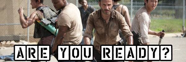 Are you ready to begin The Walking Dead Season 1 Quiz
