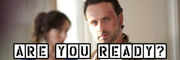 Are you ready to begin The Walking Dead Quiz - Season 2