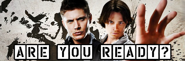 Are you ready to begin Supernatural Quiz - All about Winchesters