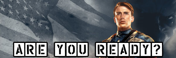 Are you ready to begin Captain America - The First Avenger Quiz