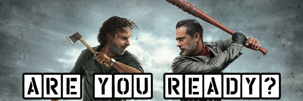 Are you ready to begin The Walking Dead - Quotes Quiz